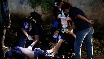 30-08-2016 21:02 Filipiny: już 2 tys. zabitych w wojnie narkotykowej