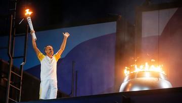 06-08-2016 06:12 Igrzyska w Rio oficjalnie rozpoczęte. Zapłonął znicz olimpijski
