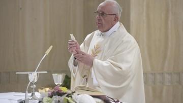 Papież udał się z wizytą do Egiptu. Będzie przemawiał na muzułmańskim uniwersytecie