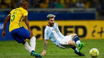 2016-11-11 Messi i spółka bezradni! Brazylia upokorzyła Argentynę