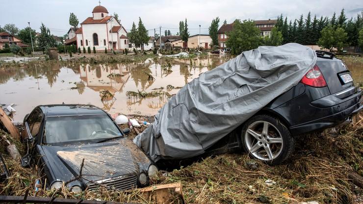 Tragiczne żniwo powodzi w stolicy Macedonii. Nie żyje ponad 20 osób