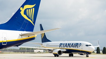 Włoscy senatorowie w obronie pasażerów. Wnioskują do rządu o interwencję w sprawie linii Ryanair