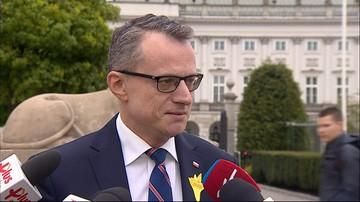 19-04-2016 10:43 Prezydent odbierze przysięgę od Zbigniewa Jędrzejewskiego