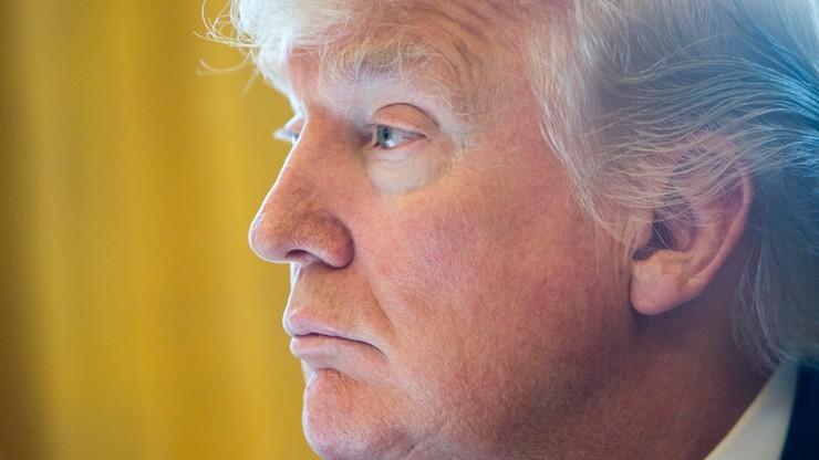 Trump krytykuje sieć sklepów za odmowę sprzedaży ubrań jego córki