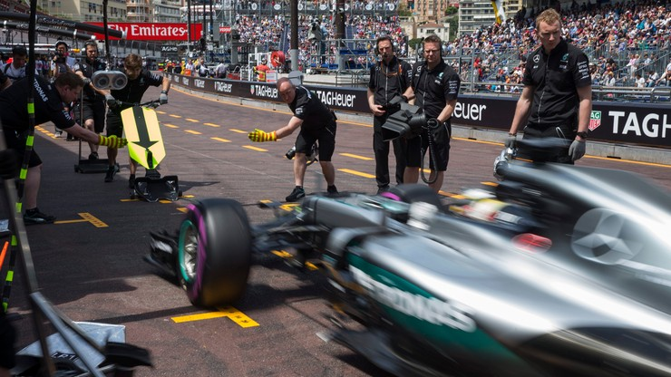 Formuła 1: Hamilton i Ricciardo najszybsi w Monte Carlo