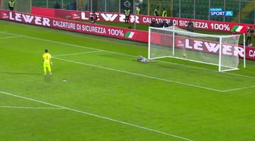 2016-11-30 Puchar Włoch: Najpierw obronił, później strzelił! Bramkarz bohaterem rzutów karnych (WIDEO)
