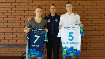 2017-05-25 PlusLiga: Nowi gracze w Espadonie
