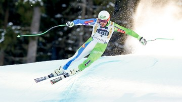 2017-02-24 Alpejski PŚ: Słoweniec Kline triumfuje po raz pierwszy w karierze