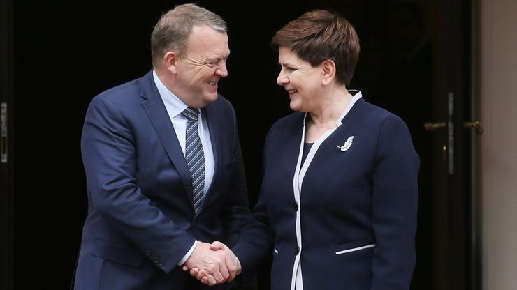 Szydło: inwestycja Baltic Pipe strategiczna dla Polski