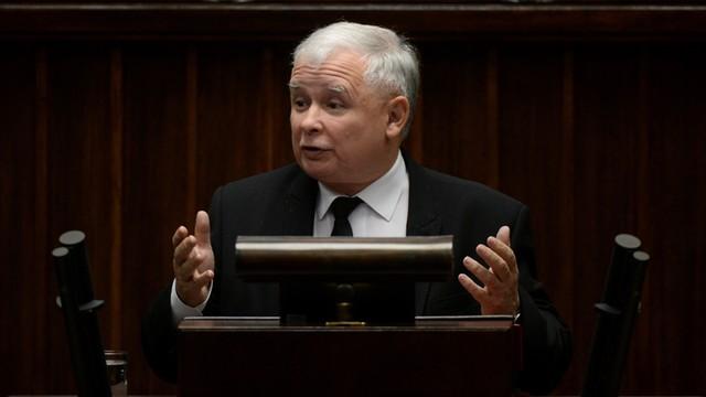 Kaczyński: Przygotujemy ewakuację Polaków z Mariupola i ustawy polonijne