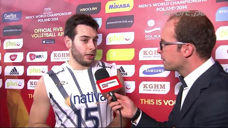 De Cecco: To był ważny mecz dla układu tabeli