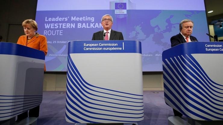Ustalenia szczytu UE: Napływ uchodźców zostanie spowolniony