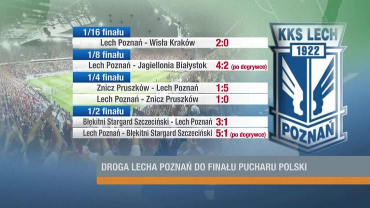 Finał Pucharu Polski zbliża się wielkimi krokami!
