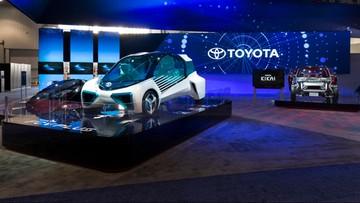 05-04-2016 18:43 Microsoft i Toyota będą wspólnie pracować nad inteligentnymi autami