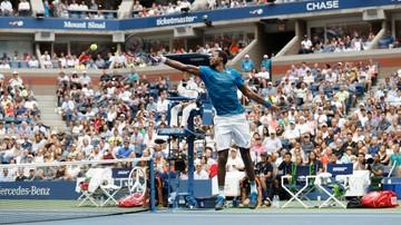 2016-10-27 ATP World Tour Finals: Monfils po raz pierwszy w finałowej stawce