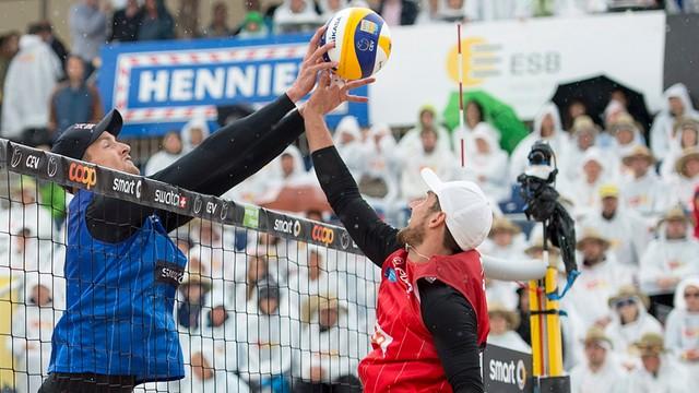 Fijałek i Prudel brązowymi medalistami mistrzostw Europy w siatkówce plażowej
