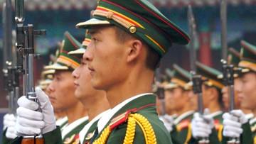 Budżet wojskowy Chin wzrośnie o 7 proc. do ponad biliona juanów