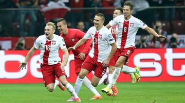 2015-12-02 El. Euro 2016: UEFA wybrała pięć najładniejszych goli reprezentacji Polski