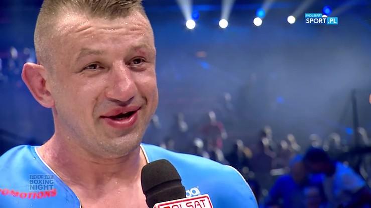 Adamek: Nowy trener dał mi w kość i to pomogło