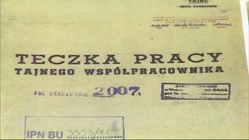 IPN upublicznił część dokumentów Kiszczaka