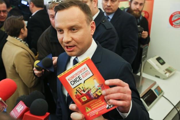 Andrzej Duda nielegalnym lobbystą?
