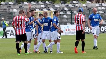 2017-06-24 Beniaminek Ekstraklasy pokonał Cracovię w sparingu