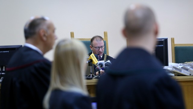 Jest wyrok w sprawie katastrofy w Szczekocinach. Kary więzienia dla dyżurnych ruchu