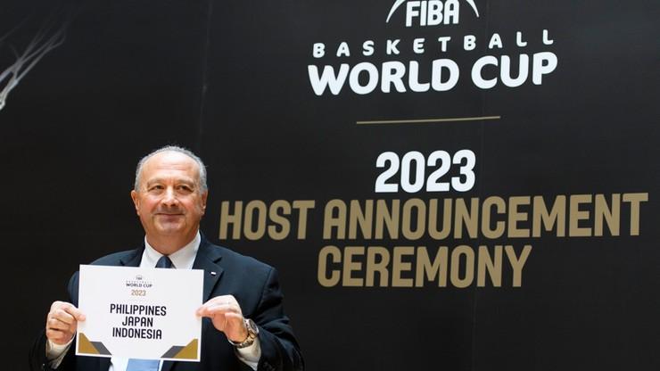 MŚ koszykarzy: Filipiny, Japonia i Indonezja współgospodarzami w 2023 roku