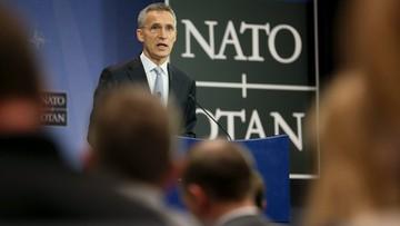26-10-2016 15:24 Stoltenberg: tankowanie rosyjskich okrętów to decyzja Hiszpanii