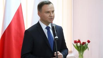 24-03-2017 16:23 Andrzej Duda dla Reutera: mimo sporów Polska jest w pełni zaangażowana w UE