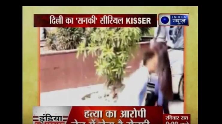 Kłopoty YouTubera z Indii. Żart z całowaniem nieznajomych nie spodobał się policji