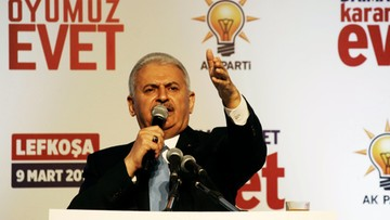 12-03-2017 08:59 Premier Turcji zapowiada ostre środki odwetowe wobec Holandii