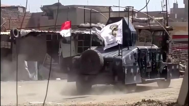 Egzekucja na co najmniej 15 cywilach w Mosulu
