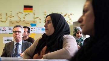 11-11-2016 13:33 Ponad dwie trzecie Niemców za wstrzymaniem przyjmowania uchodźców