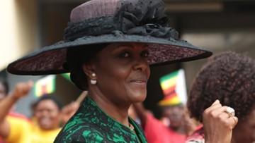 15-08-2017 20:33 Policja poszukuje żony prezydenta Zimbabwe. Miała pobić modelkę