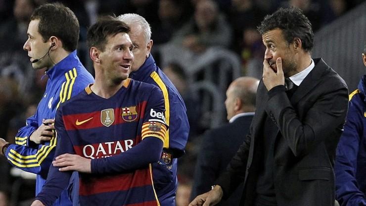 Ranking IFFHS: Messi, Enrique i Rizzoli wyróżnieni za 2015 rok