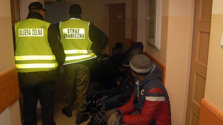 Próbowali wwieźć do Polski nielegalnych imigrantów ze Sri Lanki