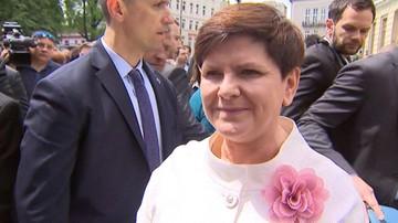 """27-05-2017 14:10 Syn premier Szydło został księdzem. """"Trzymam kciuki"""""""