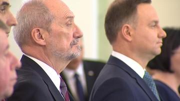 Skandaliczna odsłona walki Macierewicza z prezydentem - Janusz Zemke o odsunięciu od tajemnic nadzorującego wojsko generała z BBN