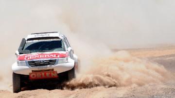 2015-11-18 Rajd Dakar: 11 Polaków na liście startowej, zaprezentowano trasę