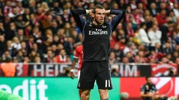2017-04-17 Bale nie zagra z Bayernem Monachium