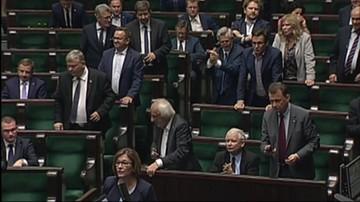 Sejmowa awantura nad projektem o SN. Zgłoszono ponad tysiąc poprawek