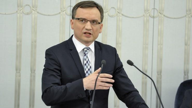 Ziobro: skoro Tusk nic nie zrobił, to proszę, żeby nie przeszkadzał