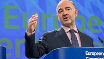 22-02-2017 18:24 Komisja Europejska grozi Włochom, bo nie tną wydatków budżetu