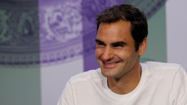 Federer przesadził ze świętowaniem? Chyba wymieszałem zbyt dużo alkoholi