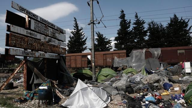 Zakończono ewakuację migrantów z obozu w Idomeni