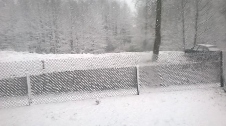 Zima w województwie świętokrzyskim