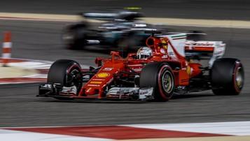 2017-12-06 Formuła 1: O połowę mniej manewrów wyprzedzania niż rok wcześniej