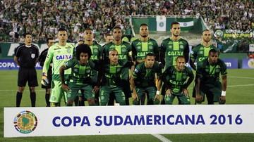 2016-12-05 Piękny gest. Puchar przyznany Chapecoense