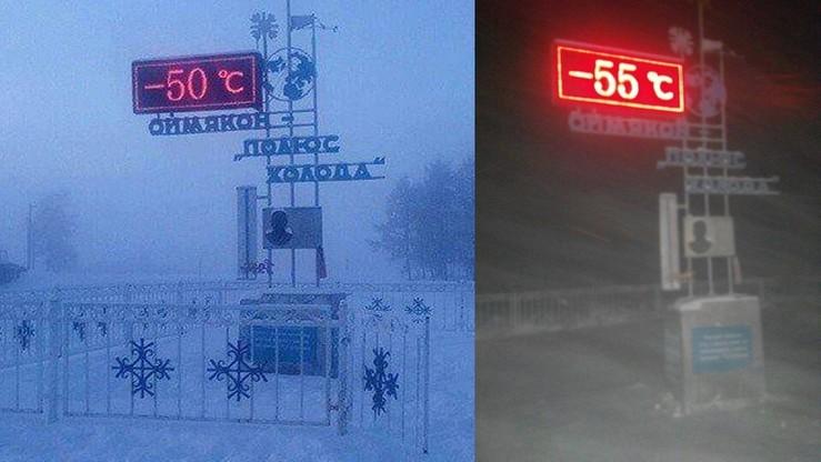 Minus 55 stopni i trzymetrowe zaspy. 90 procent terytorium Rosji pod śniegiem
